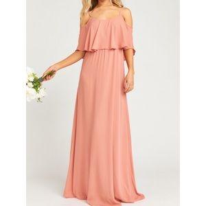 Show Me Your Mumu Caitlin Maxi Dress